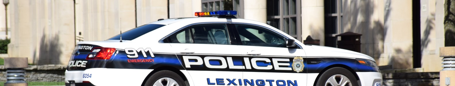 About the Lexington Police Department – main page | City of