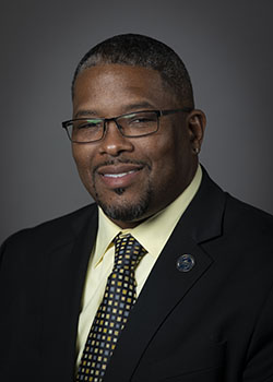 Headshot of Councilmember James Brown