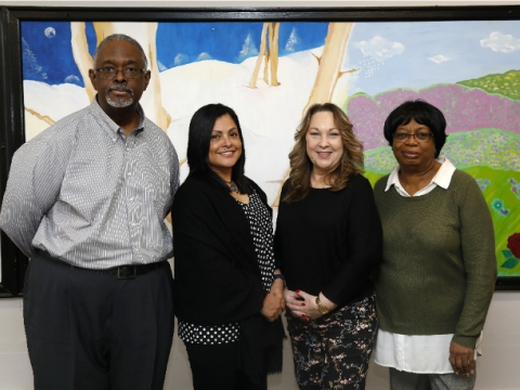 Community & Resident Services Staff