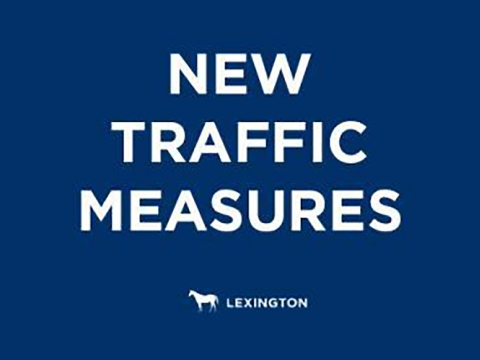 New traffic measures