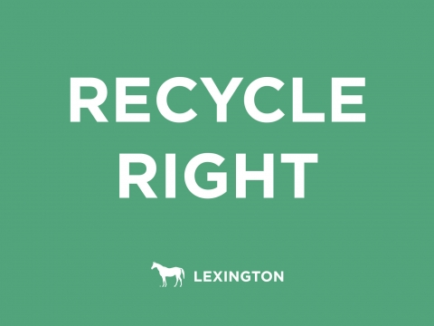Recycle Right graphic